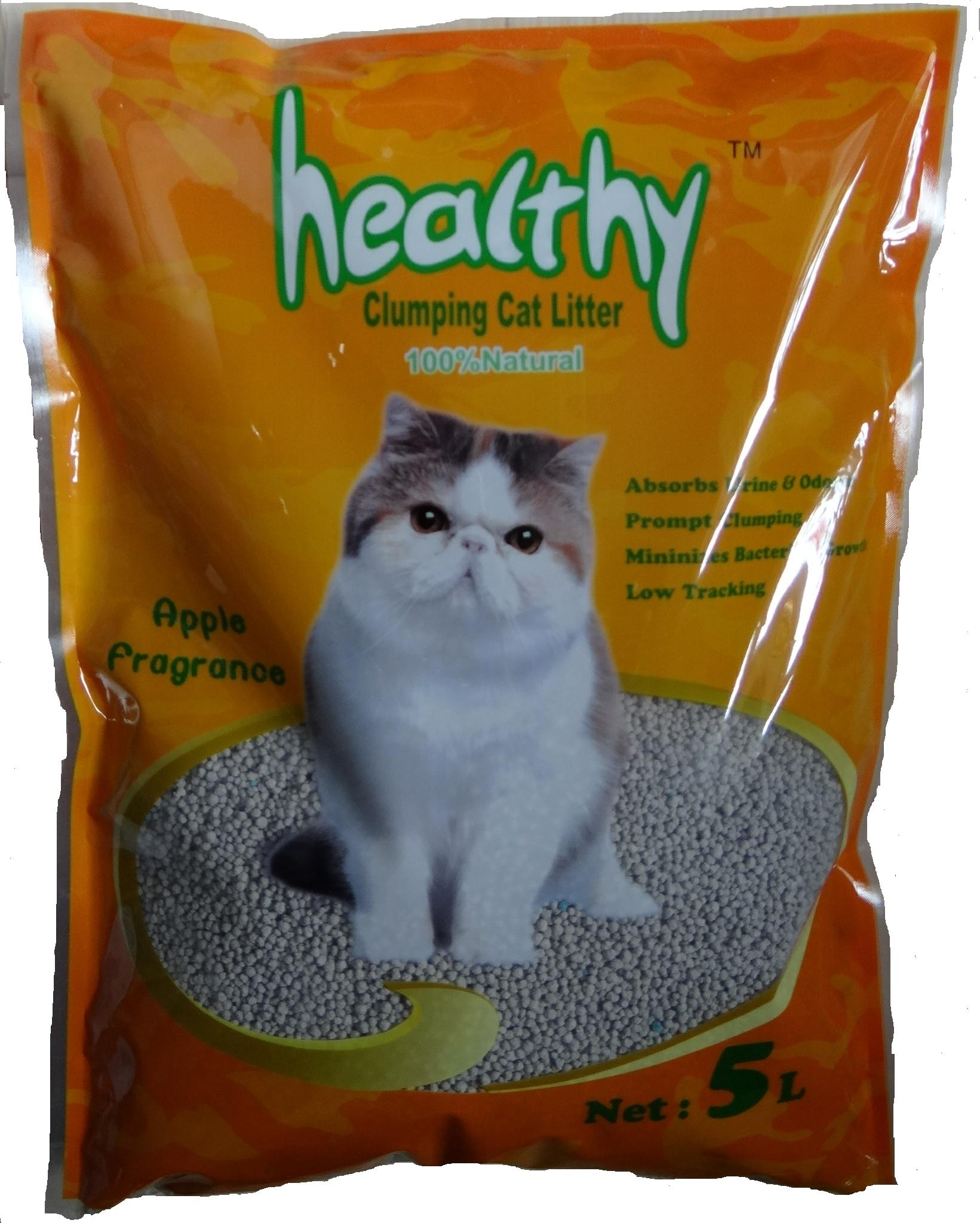 Bentonite cat litter safe